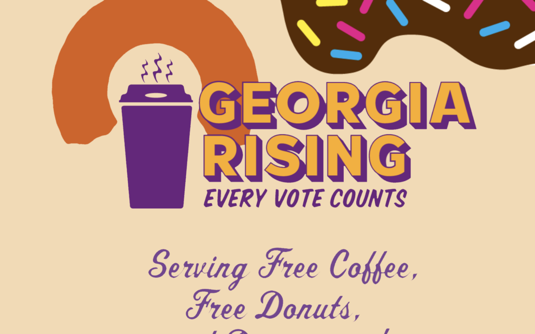 Fiscally sponsored projects helped get out the vote in Georgia