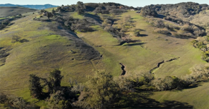 The project wants to preserve this Scott Ranch site for wildlife habitat, open space and historic agricultural structures.